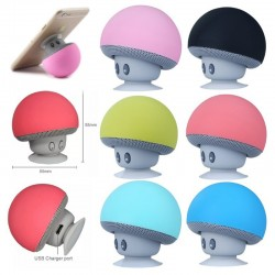 Mini mushroom - wireless Bluetooth speaker - waterproof
