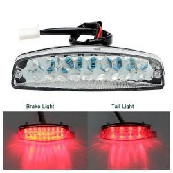 Luce posteriore per moto LED