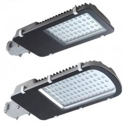 Lámpara de alumbrado público LED - 12W 24W 30W 40W 50W 60W 80W 100W 120W AC85-265V - IP65 a prueba de agua