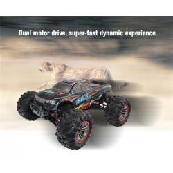 XinleHong 9125 1/10 2.4G 4WD 46km/h high speed RC racing car - short course - truck RTR