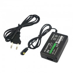5V AC charger adapter for Sony PSP - charging cable